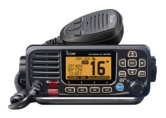 ICOM ICOM VHF RADIO FIXED M330 IC-M330
