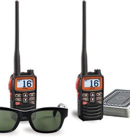 Standard Horizon STANDARD RADIO VHF HX40 H/HELD