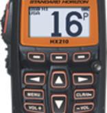 Standard Horizon STANDARD HOR. 6W HX210
