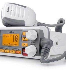 Uniden UNIDEN FIXED VHF CLASS-D VHF RADIO UM-385 WH