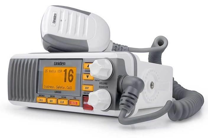 Uniden UNIDEN FIXED VHF CLASS-D VHF RADIO UM-380