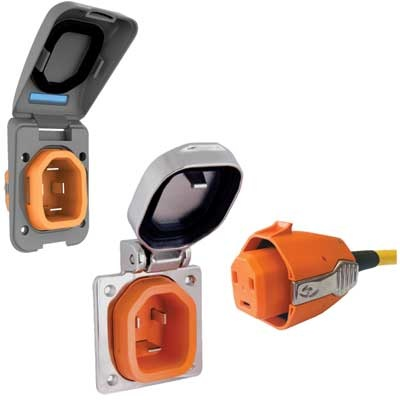 Smart Plug SMARTPLG SMART PLUG COMBO SS 30-AMP B30ASSY