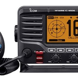 ICOM Icom M506 VHF DSC Fixed Mount Radio