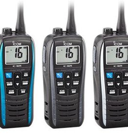 ICOM ICOM VHF RADIO HANDHELD M25