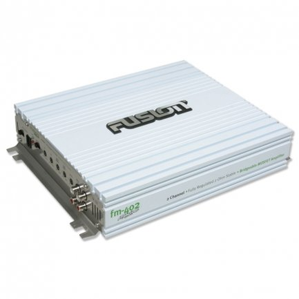 Fusion FUSION 4 CHANNEL AMPLIFIER MS-AM402