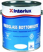Interlux INTERLUX Fiberglass Bottomkote Gallon