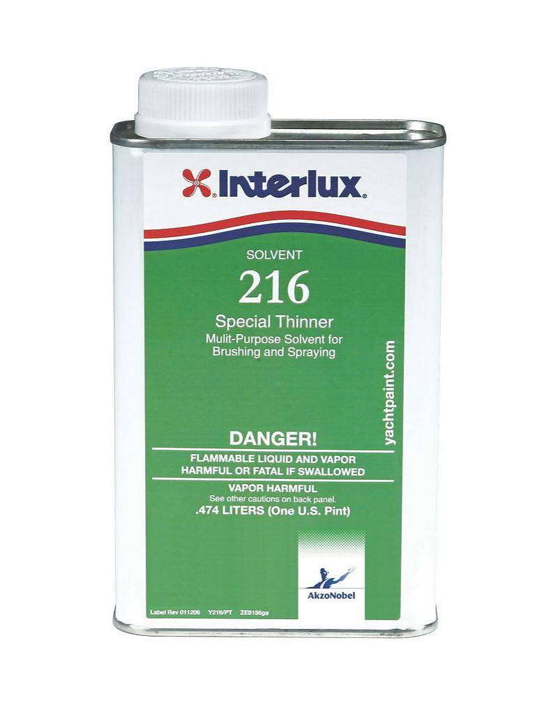 Interlux INTERLUX THINNER SPECIAL QT 216-1L