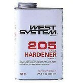 West System WEST SYSTEM HARDENER FAST .44 PINT 205A