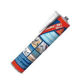 Sika Products SIKA-FLEX 291 WHITE 11 OZ CARTRIDGE (310 ML) 291-WHT