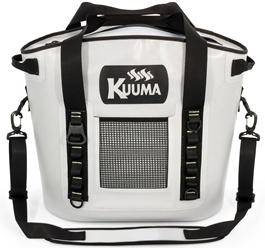 Camco Kuuma Soft-Sided Cooler - Grey 58359