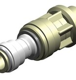 """Whale WHALE SYSTEM 15 3/4"""" WX1516B  STRT ADAPTER MALE"""