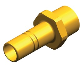 """Whale WHALE SYSTEM 15 STEM WX1524B  ADAPTER 1/2""""NPT"""