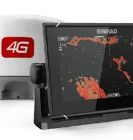 Simrad Simrad NSS9 EVO3 INSIGHT W/ 4G RADAR BUNDLE