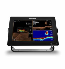 Raymarine AXIOM 12 with Navionics+ US & Canada Charts