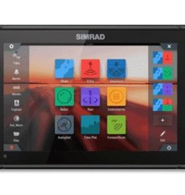 Simrad SIMRAD GO12 XSE with Navionics+ USA/Canada charts: