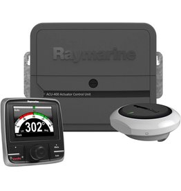 Raymarine EV-400 Power Autopilot with p70Rs control head & ACU-400, EV1 Sensor Core, EV1 Cabling kit (suitable for Type 2 & 3 drives)