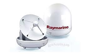 Raymarine 33STV-33cm High Definition Satellite TV System for North America
