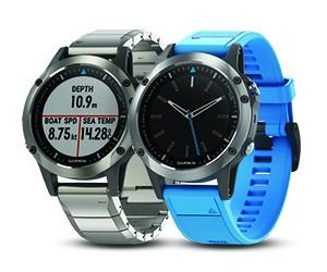 GARMIN GARMIN quatix 5 Sapphire, marine watch