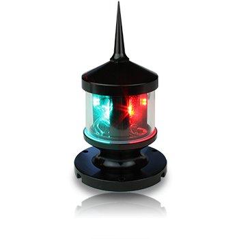 Lunasea LUNASEA LED NAV LIGHT 12-24V TRICOLOUR LLB-43BK-81-00