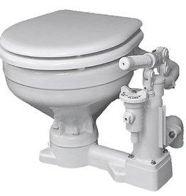RARITAN RARITAN TOILET PHC MANUAL COMPACT BOWL
