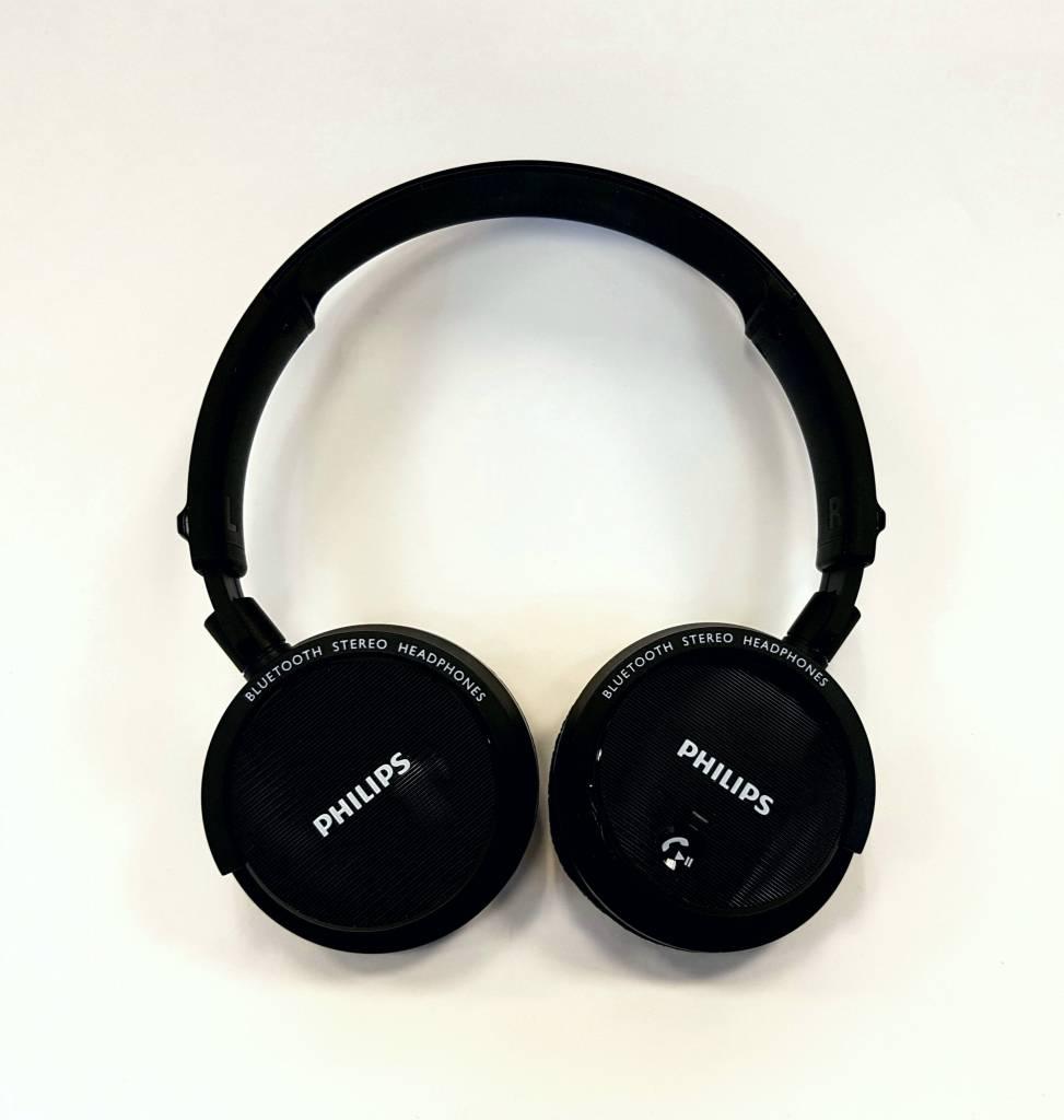 Casque Découte Sans Fil Bluetooth Shb5500bk27 Noir Philips