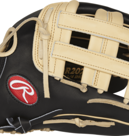 """RAWLINGS Rawlings Heart of the Hide R2G 12.25"""" Glove PROR207-6BC"""