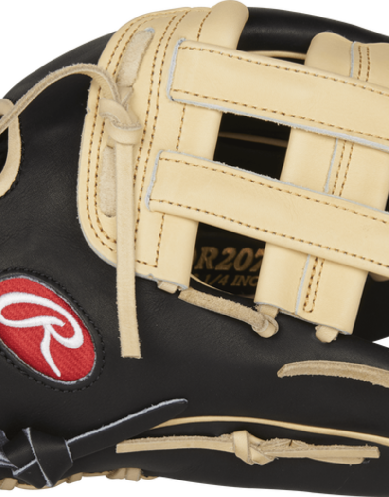 "RAWLINGS Rawlings Heart of the Hide R2G 12.25"" Glove PROR207-6BC"