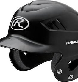 RAWLINGS Coolflo T-Ball Batting Helmet Black