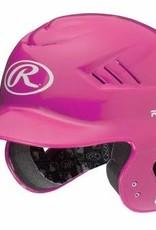 RAWLINGS Coolflo T-Ball Batting Helmet - PINK