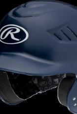 RAWLINGS Coolflo High School/College Batting Helmet Navy