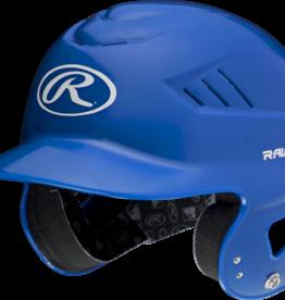 RAWLINGS Coolflo High School/College Batting Helmet Royal