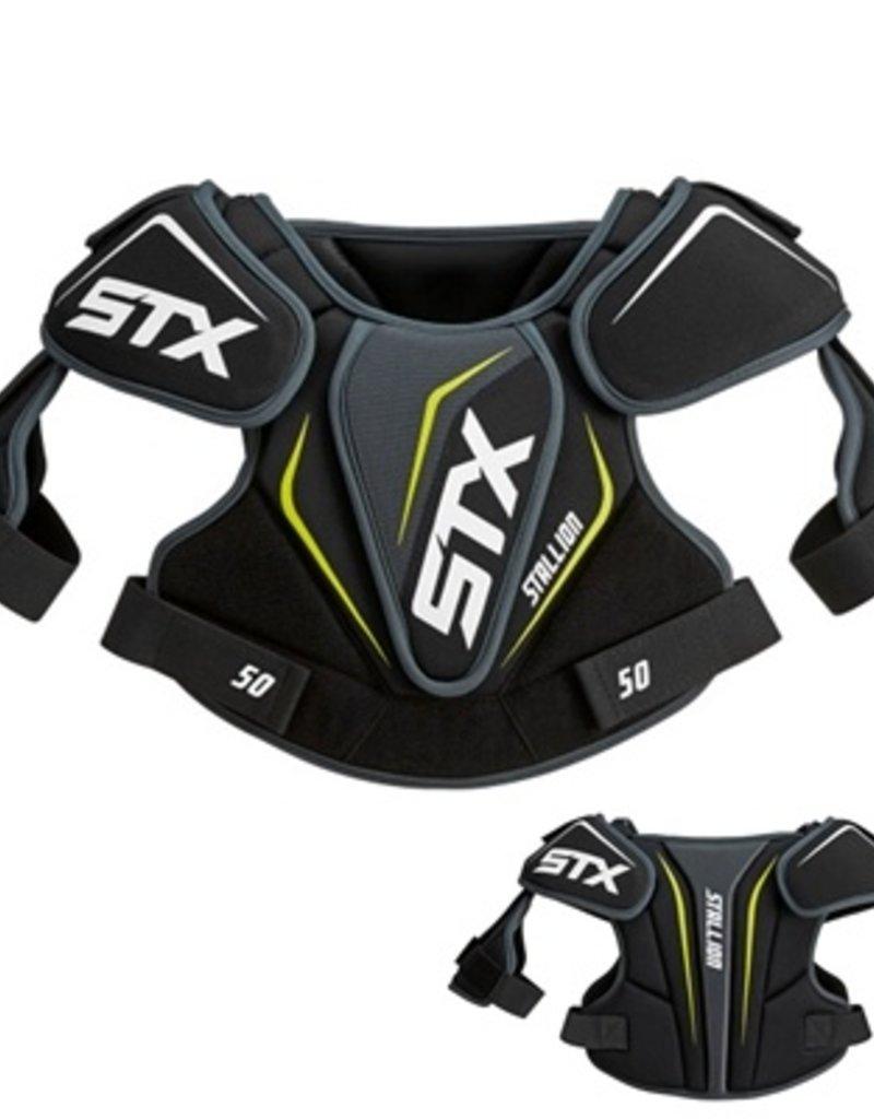 STX STALLION 50 SHOULDER PAD