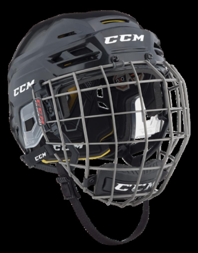 CCM HOCKEY CCM Tacks 310 Hockey Helmet Combo