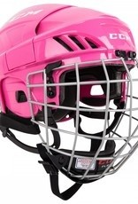 CCM HOCKEY CCM 50 Hockey Helmet Combo (HT50C)