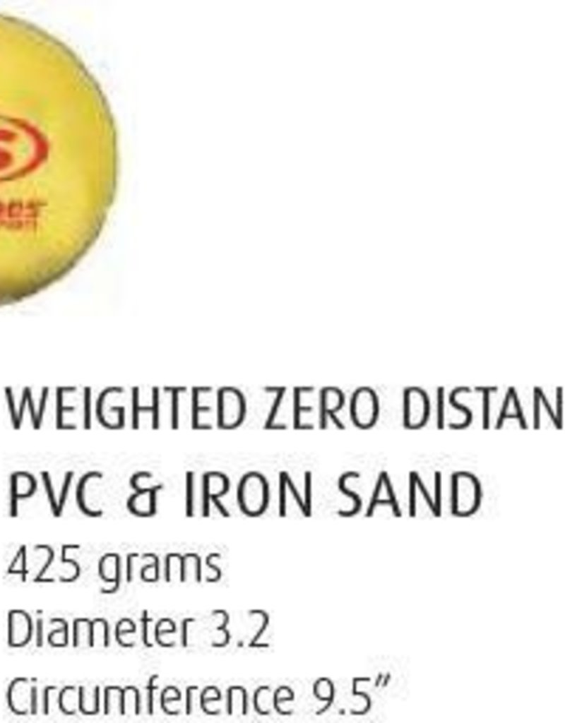 WEIGHTED 0 DISTANCE TRAIN BALL 2.8
