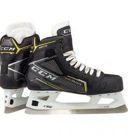 CCM HOCKEY CCM Super Tacks 9370 Intermediate/Junior Goalie Skates