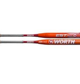 RAWLINGS 2019 Worth EST Comp Balanced 13.5 USSSA Slowpitch Softball Bat WE19BU
