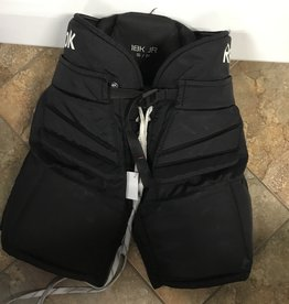 USED REEBOK GOALIE PANTS JR S