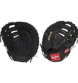 "RAWLINGS Rawlings Renegade 11 1/2"" FBM, Conv/Single Post w Sure Catch"