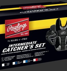 RAWLINGS Rawlings Renegade Intermediate Catcher's Set