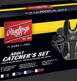 RAWLINGS Rawlings Renegade Adult Catcher's Set