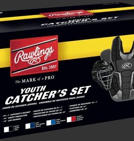 RAWLINGS Rawlings Renegade Youth Catcher's Set