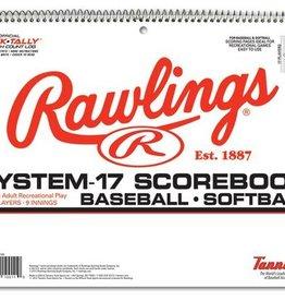 RAWLINGS Rawlings System 17 Scorebook