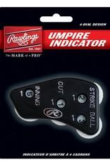 RAWLINGS Rawlings 4IN1 Umpire Indicator