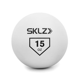 SKLZ SKLZ CONTACT BALL 15OZ WHITE