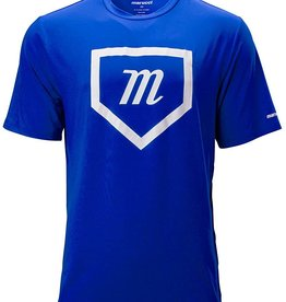 MARUCCI Marucci Youth Home Plate Performance Baseball T-Shirt