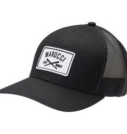 MARUCCI Marucci Cross Patch Snapback Trucker Hat