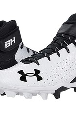UNDER ARMOUR Men's UA Harper 5 Mid RM Baseball Cleats