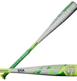 "LOUISVILLE 2020 Louisville Slugger Solo SPD (-13) 2 1/2"" USA Baseball Bat"