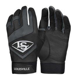 LOUISVILLE LS Genuine Adult Batting Glove - Black